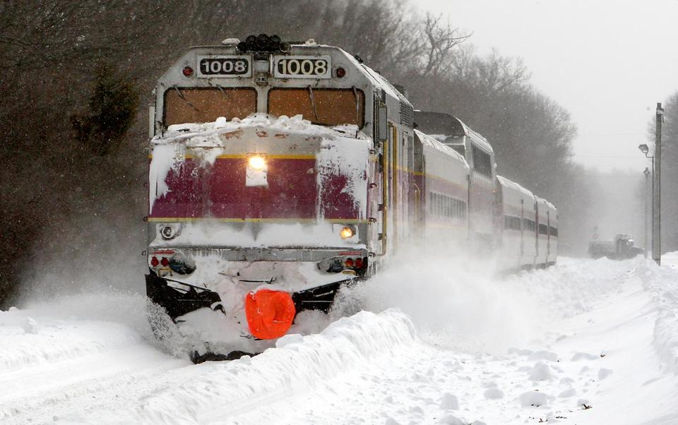 Snowstorms and blizzards this past winter highlighted problems with the MBTA.